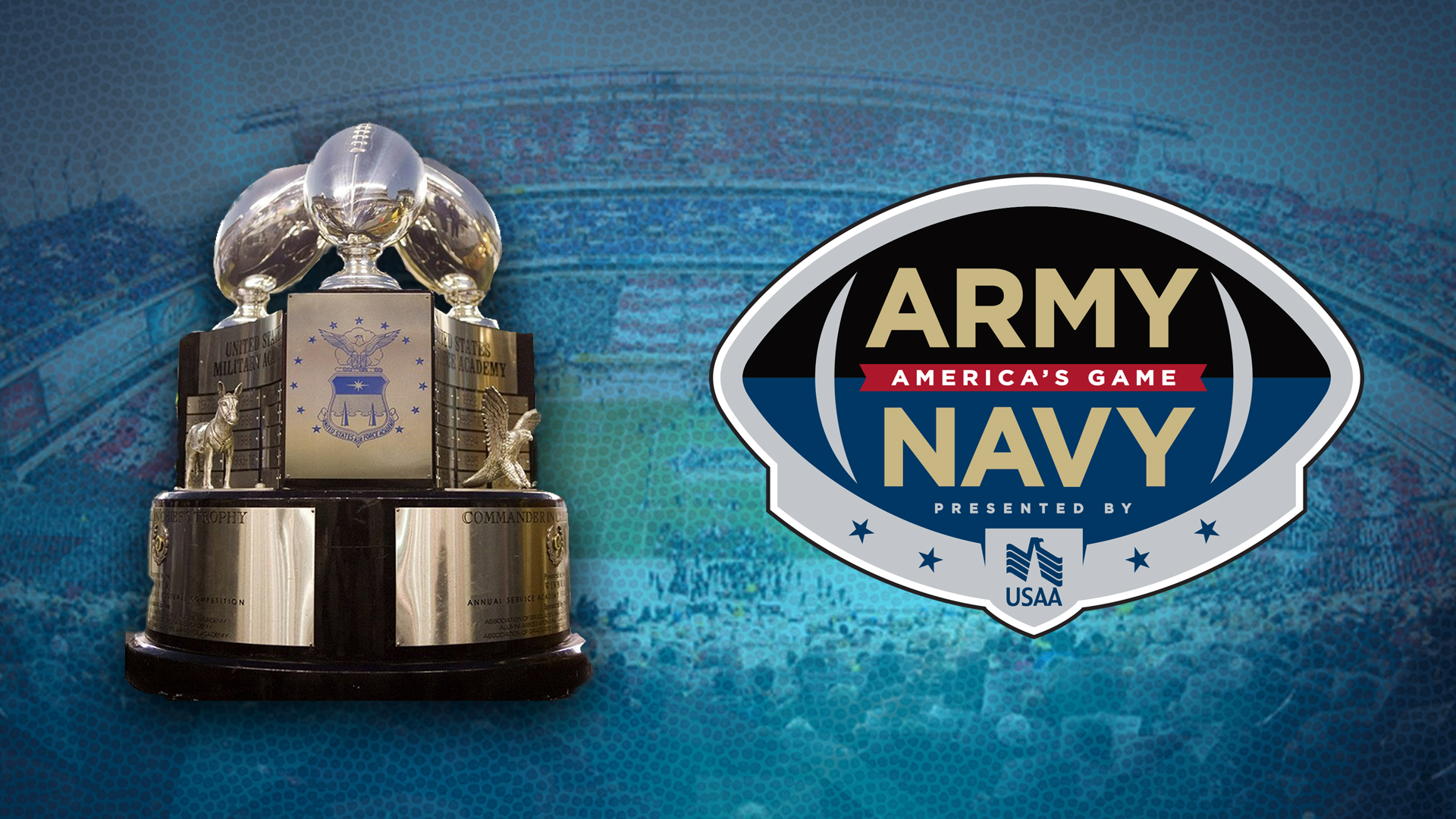 Army and Navy to Battle for CIC Trophy